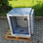 Izolacijska komora za ventil